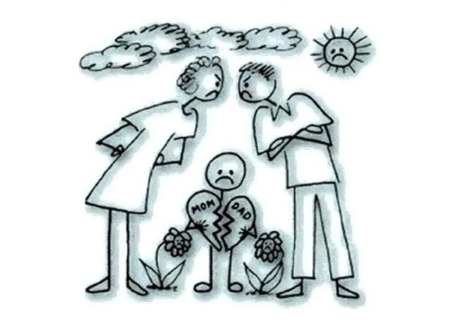 Τι φοβάται ένα παιδί χωρισμένων γονιών; thumbnail