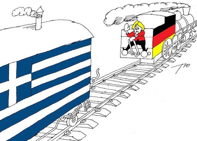 """""""Οι Γερμανοί μας χρωστούν 1,1 τρις ευρώ"""" thumbnail"""
