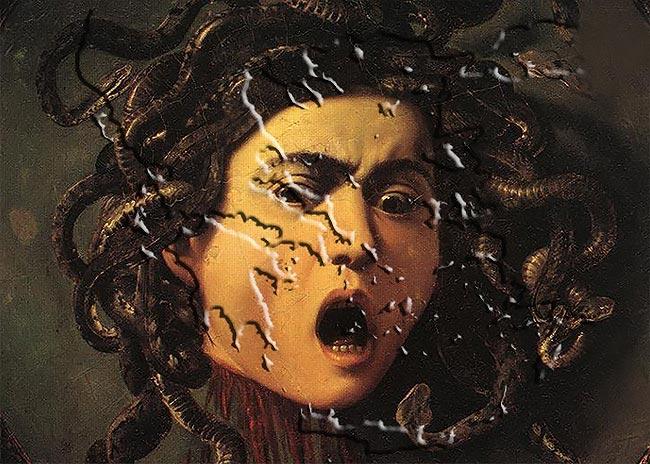 Η Ελλάδα θυμίζει τη Μέδουσα του Caravaggio! thumbnail