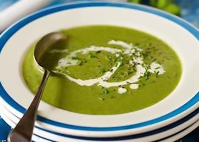 Δυναμωτική σούπα με σπανάκι και κάρδαμο!  thumbnail