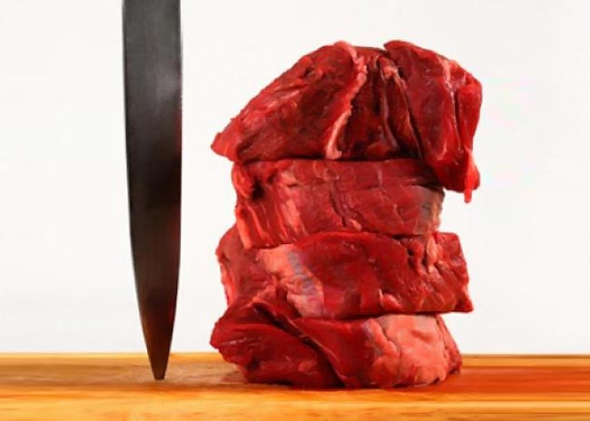 Πόσο κόκκινο κρέας πρέπει να τρώμε την εβδομάδα; thumbnail