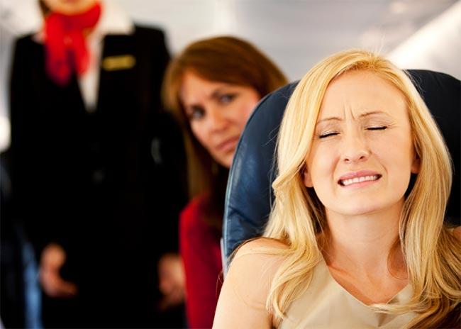 Πώς θα ξεπεράσω τη φοβία της πτήσης με αεροπλάνο;  thumbnail