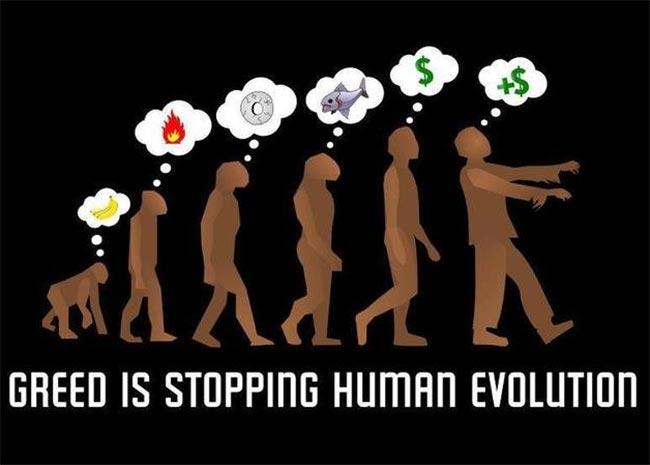 Γιατί όσοι έχουν χρήματα γίνονται άπληστοι;  thumbnail