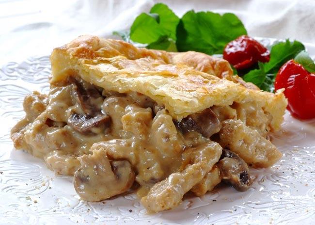 Δοκιμάστε κοτόπιτα με μανιτάρια! thumbnail