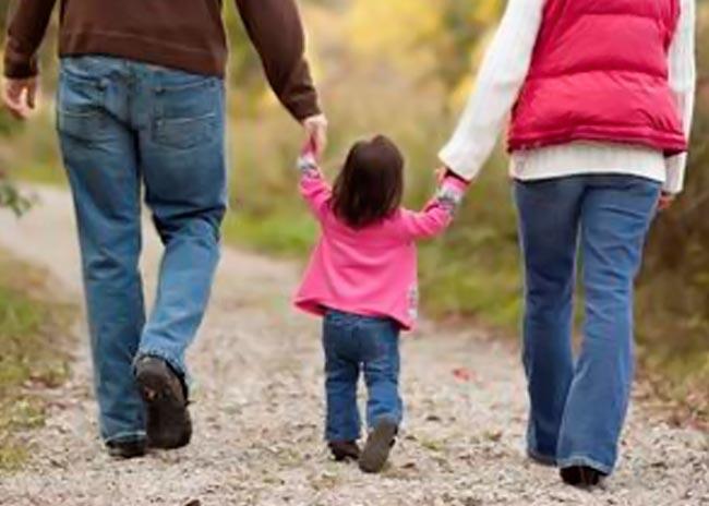 Διαζύγιο. Όταν το παιδί προτιμά τον ένα γονιό;  thumbnail