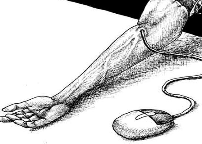 Σχετίζεται ο εθισμός στο διαδίκτυο με τα ναρκωτικά;  thumbnail