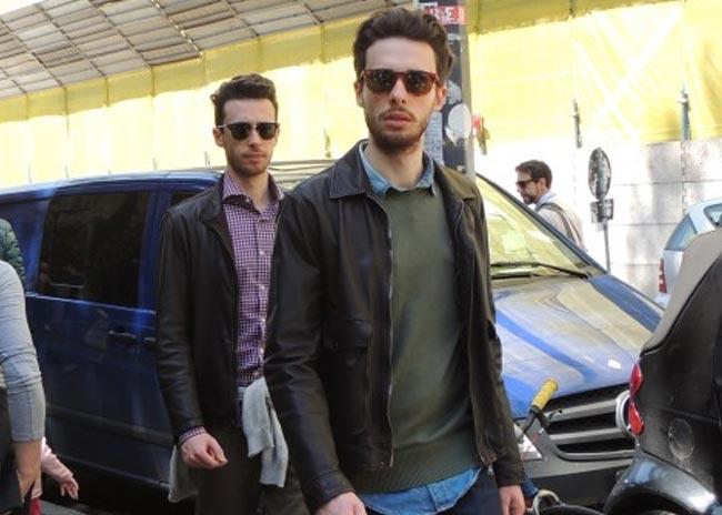 Street Fashion. Πως ντύνονται οι Ιταλοί; thumbnail