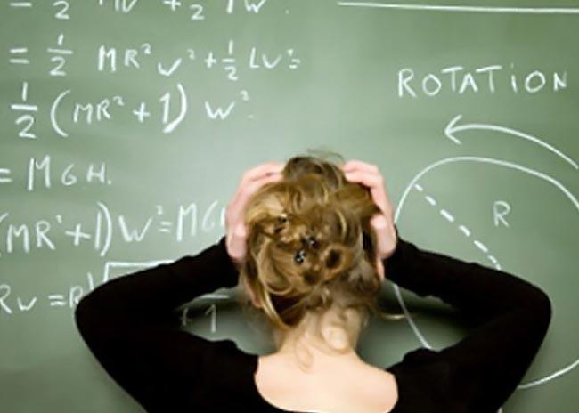 Γιατί οι γυναίκες δυσκολεύονται στα μαθηματικά;  thumbnail