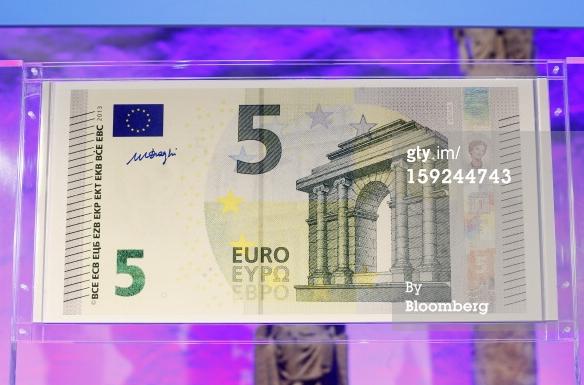 Δείτε το νέο χαρτονόμισμα των 5 ευρώ! thumbnail