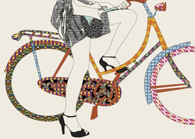 Ποδηλατοδρομία για... σέξι γυναίκες στην Αθήνα! thumbnail
