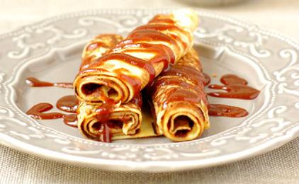 Κρέπα φούρνου με μέλι και κανέλα! thumbnail