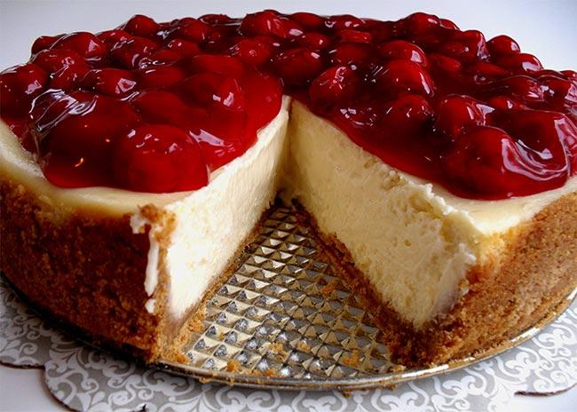 Διαιτητικό Cheesecake με γιαούρτι! thumbnail