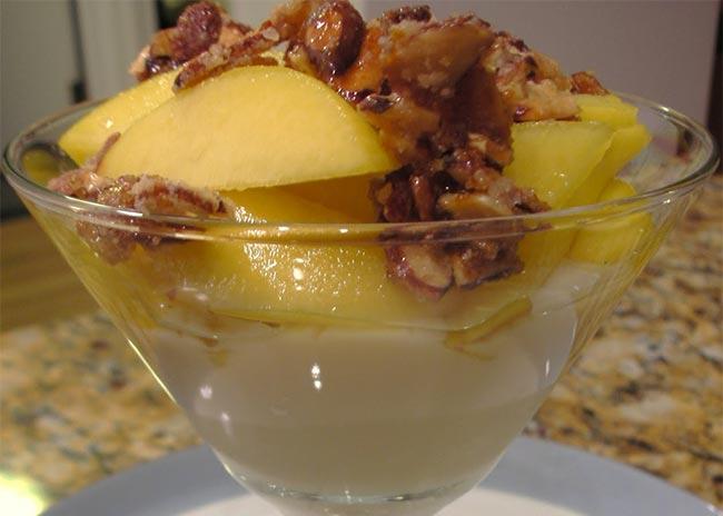 Ένα ελαφρύ γλυκό για όσες κάνουν δίαιτα!  thumbnail
