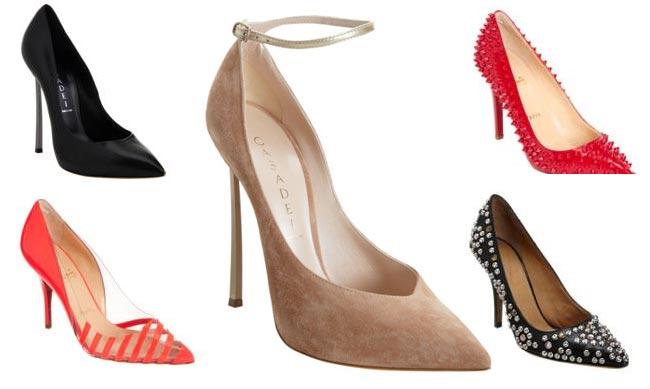 Tα μυτερά παπούτσια στην καλοκαιρινή μόδα! thumbnail