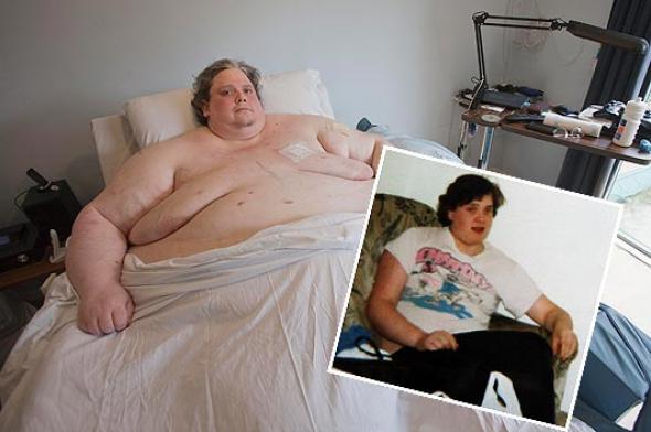 Ο πιο χοντρός άνθρωπος του κόσμου! thumbnail