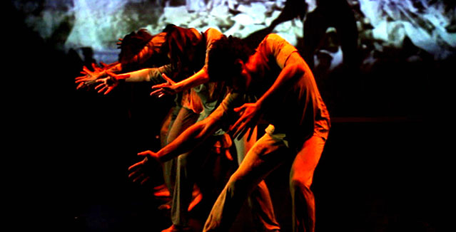 """""""The Cave"""".Χορόδραμα στο Ίδρυμα Κακογιάννη thumbnail"""