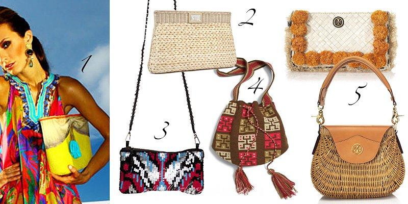 Οι τάσεις στις τσάντες για το καλοκαίρι 2013! thumbnail