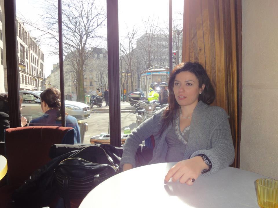 Η Χριστίνα κέρδισε ένα μενταγιόν από το boro.gr! thumbnail