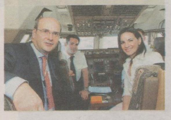 Υπουργοί στη βασίλισσα της Boeing thumbnail