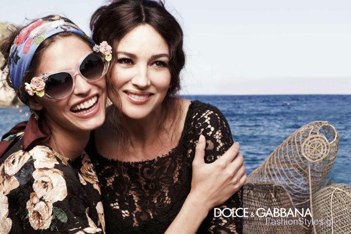 Η κολεξιόν Dolce & Gabbana με τη Μόνικα Μπελούτσι! thumbnail