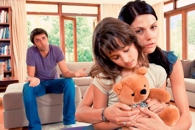 Διαζύγιο: Όταν το παιδί νιώθει ντροπή;  thumbnail
