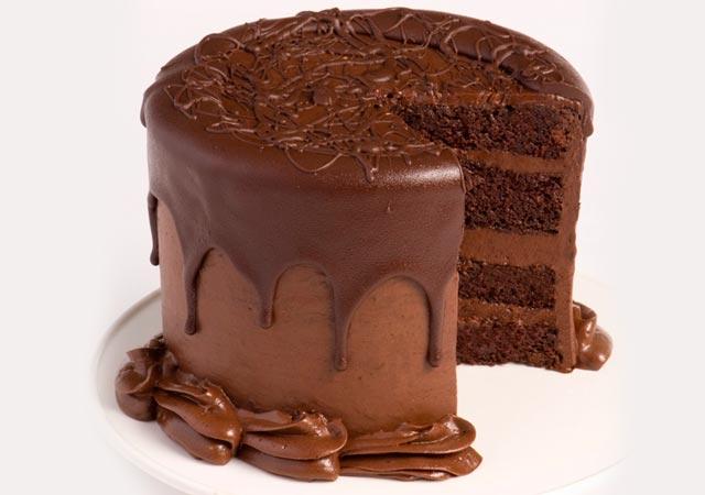 Φτιάξτε ένα απολαυστικό κέικ με σάλτσα μερέντας! thumbnail