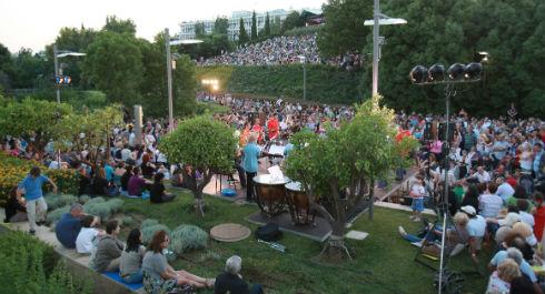 Συναυλία στον Κήπο του Μεγάρου ! thumbnail