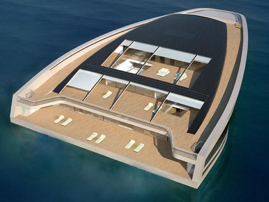 Ένα πολυτελές πλωτό νησί 58 μέτρων! thumbnail
