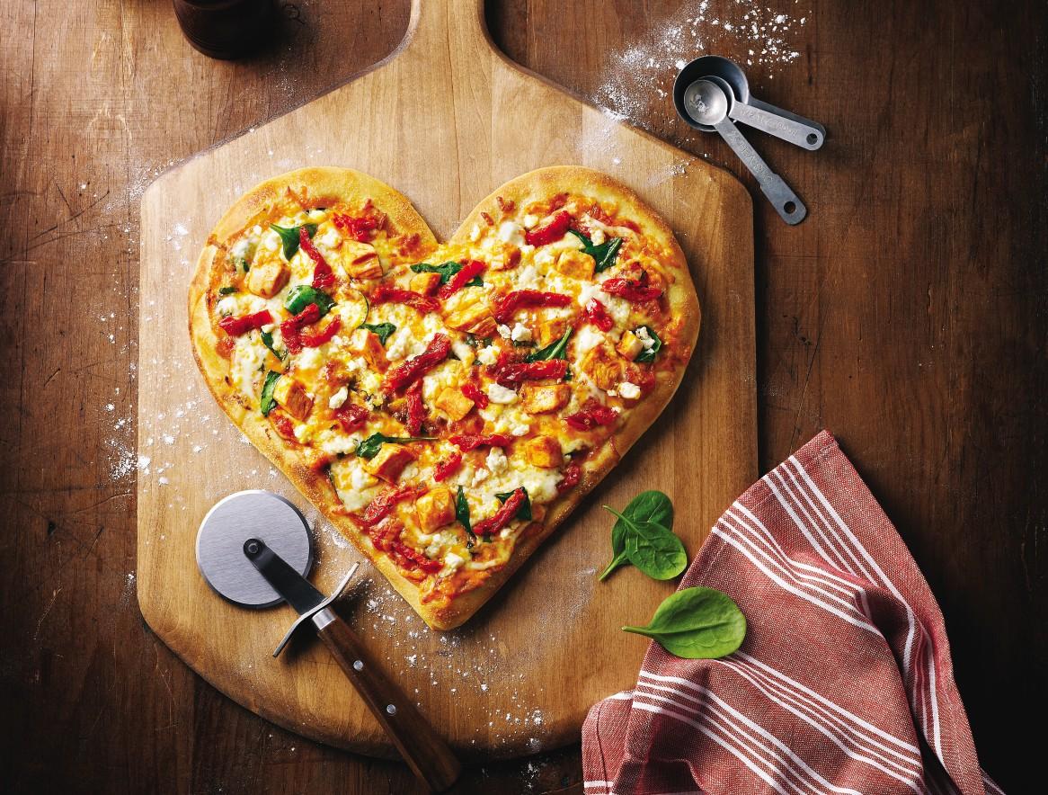 Πίτσα light! Πώς τη φτιάχνουμε;  thumbnail