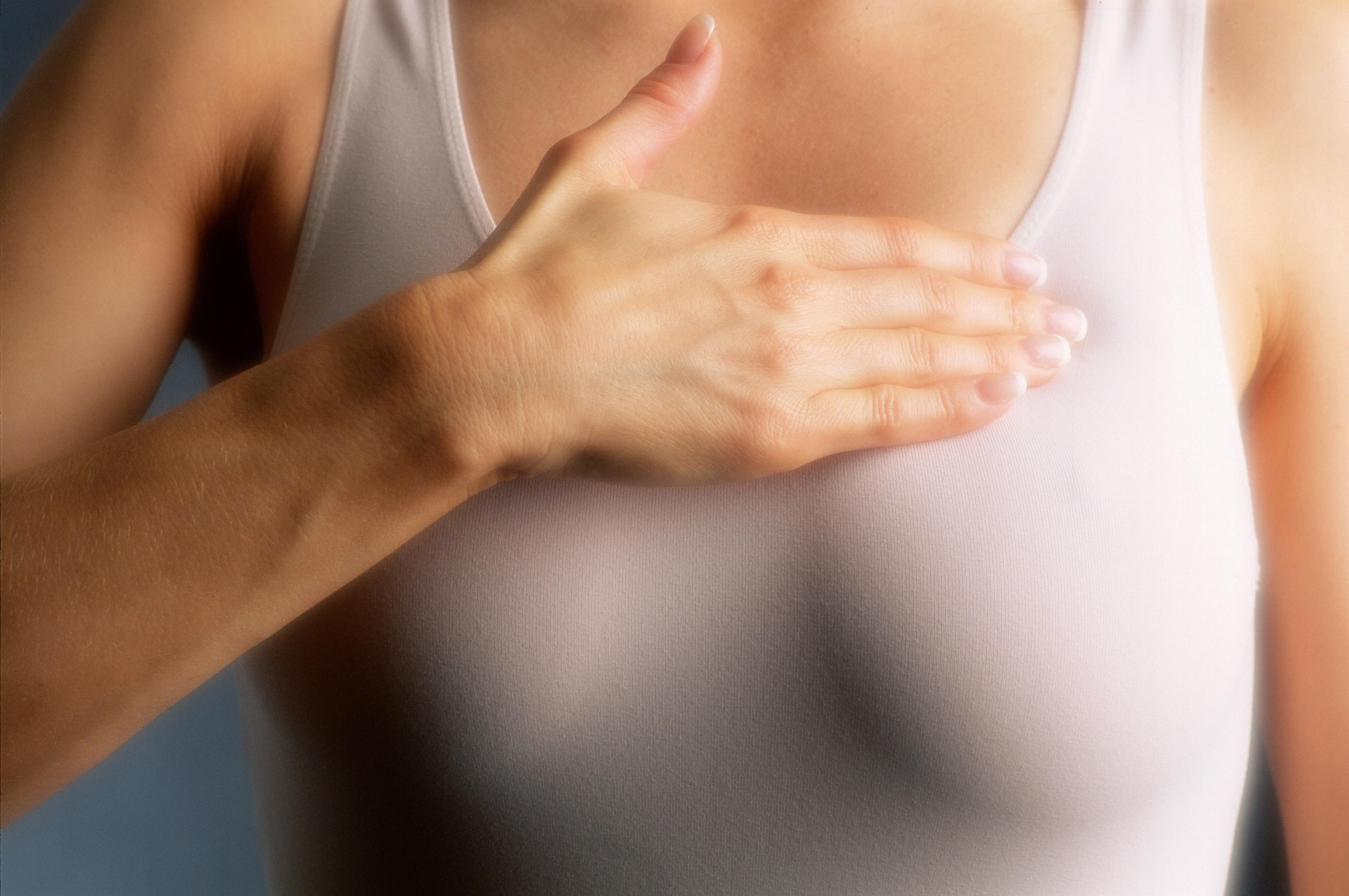 Παθήσεις μαστού: Πότε πρέπει να ανησυχήσω; thumbnail