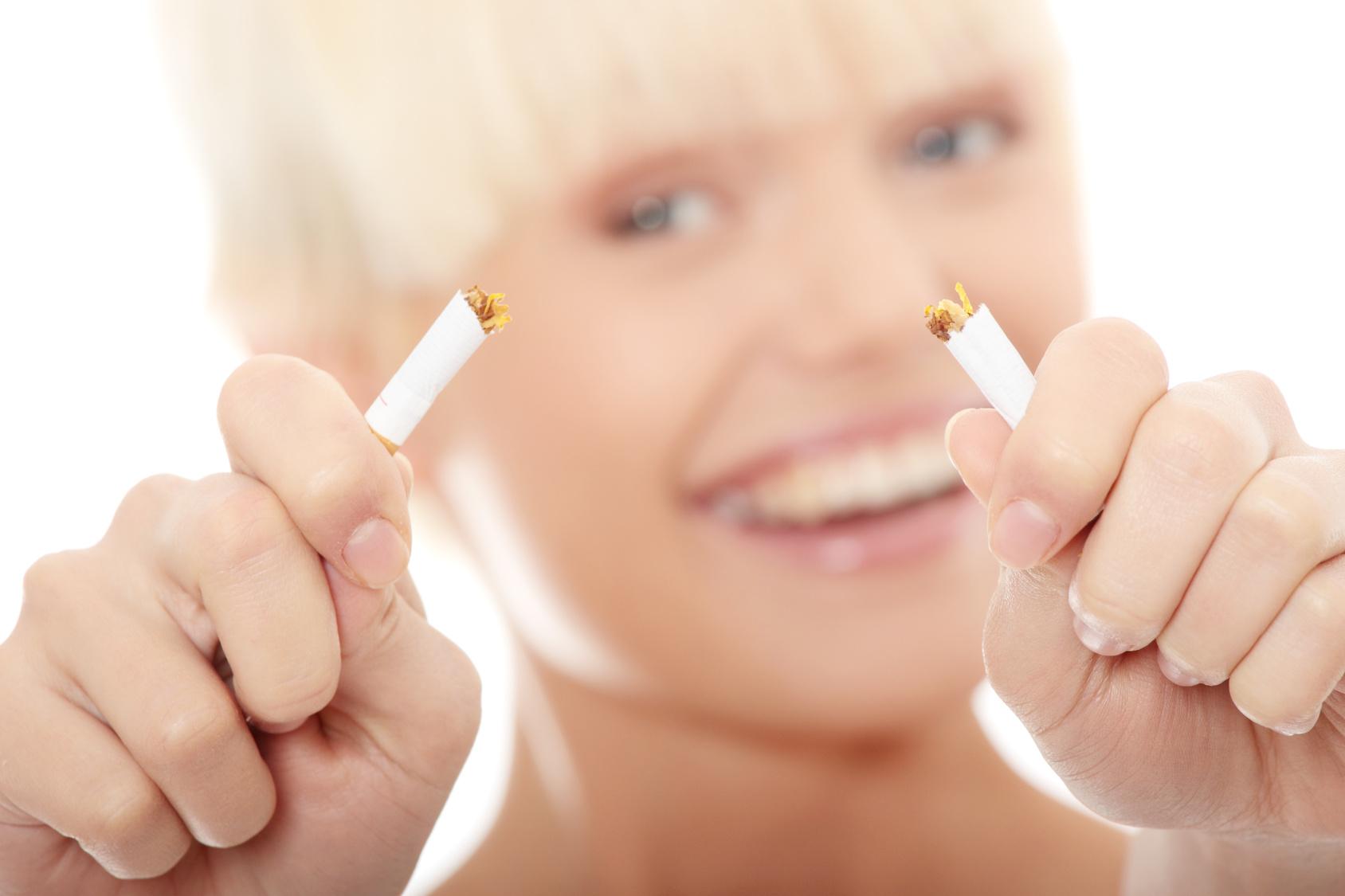 Η διακοπή του καπνίσματος μειώνει το άγχος! thumbnail