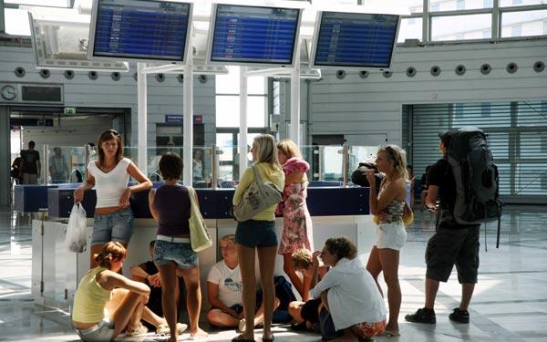Αλματώδης αύξηση 18,4 % των τουριστών thumbnail