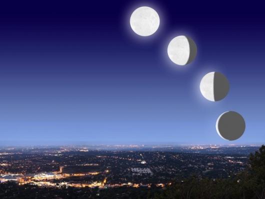 Ελλάδα: τα σεληνιακά φαινόμενα του Ιουλίου thumbnail