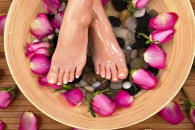 Σπιτικό scrub για απαλά πόδια! thumbnail
