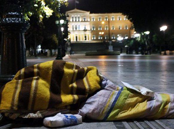 Τι σκέφτεσαι όταν αντικρίζεις έναν άστεγο;  thumbnail