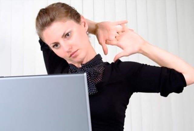 Άσκηση για να ξεπιαστείς στο γραφείο thumbnail