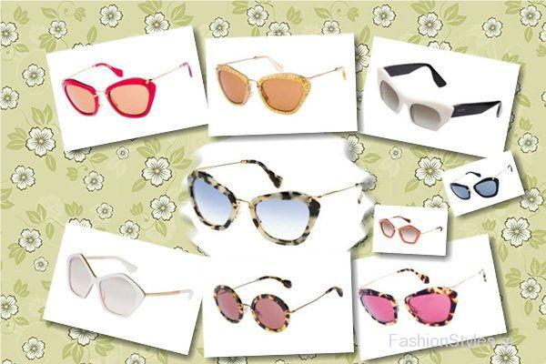 Νέα συλλογή 2013, για τα γυαλιά Miu Miu! thumbnail