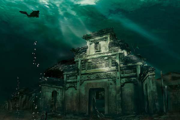 Στο βυθό της Κίνας η χαμένη Ατλαντίδα; thumbnail