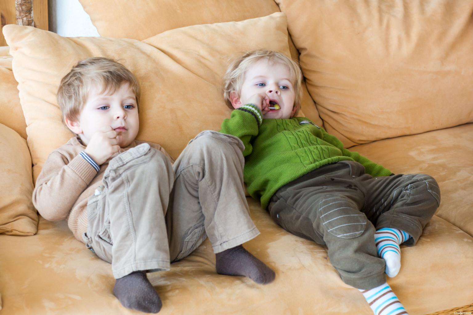 Τρόποι να μειώσεις τις θερμίδες στα παιδικά σνακ thumbnail