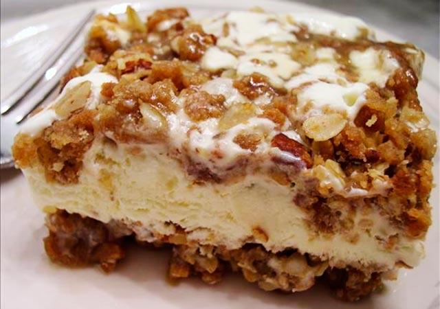 Φτιάξτε τραγανό μπισκότο με παγωτό και καραμέλα! thumbnail