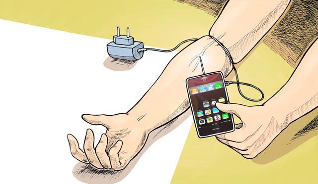 Νοmophobia: Πότε το κινητό γίνεται... εξάρτηση; thumbnail