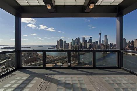 Το διαμέρισμα με την καλύτερη θέα στην Νέα Υόρκη! thumbnail