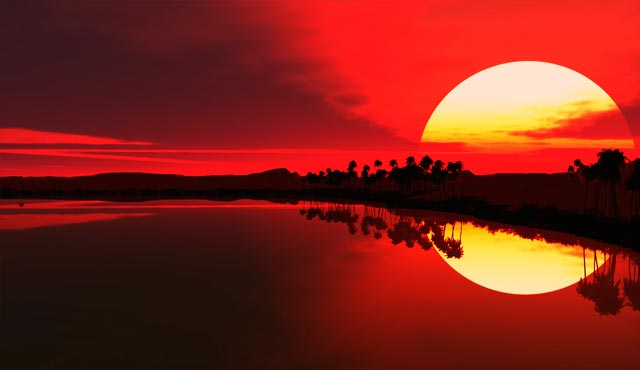 Τα 9 μέρη με το πιο ωραίο ηλιοβασίλεμα! thumbnail