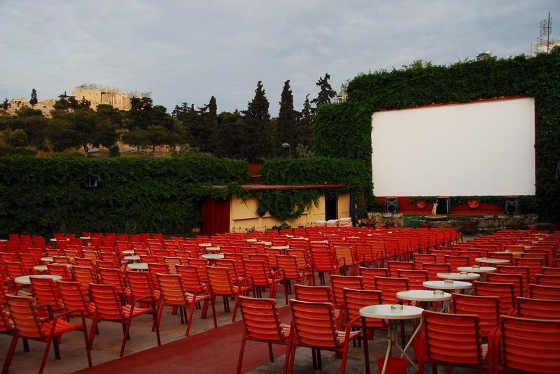 Τα πέντε καλύτερα θερινά σινεμά της Αθήνας thumbnail