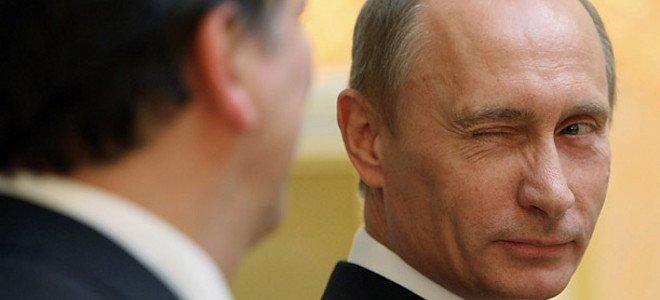 Η γυμνή φωτογράφιση του... Πούτιν! thumbnail
