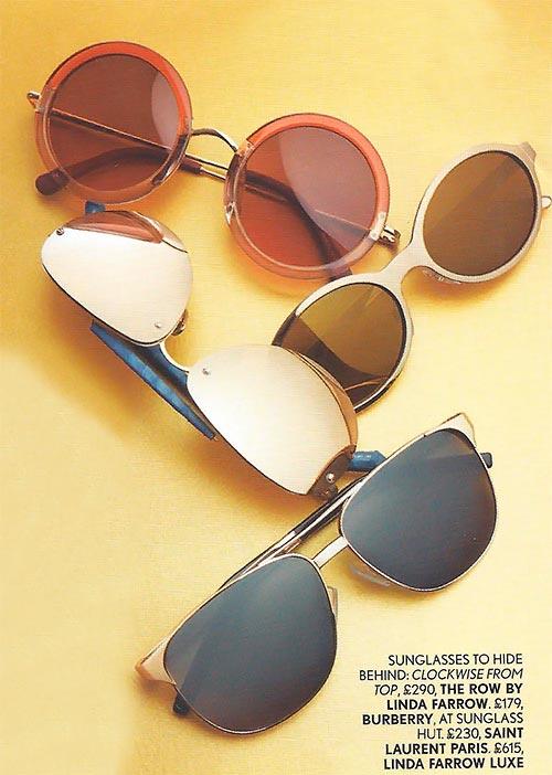 Η Vogue μας προτείνει ιδιαίτερα γυαλιά ηλίου! thumbnail