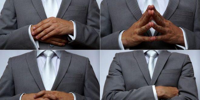 Γλώσσα του σώματος: Πώς να καταλαβαίνεις τι σκέφτoνται για σένα
