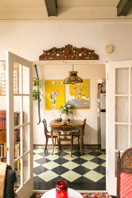 Ένα κλασικό σπίτι στη γαλλική εξοχή