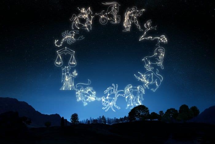 zodia, provlepseis