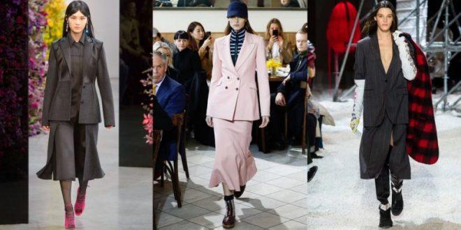 5+1 νέα trends για τον επόμενο χειμώνα από την εβδομάδα μόδας της Νέας Υόρκης